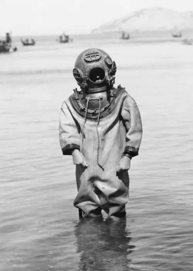 Rolex Submariner tiên phong cho mẫu đồng hồ lặn