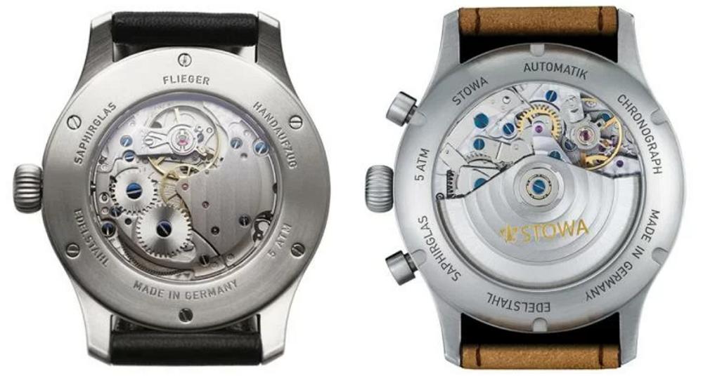 Phân biệt các loại đồng hồ cơ