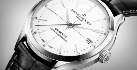 Baume & Mercier Clifton Baumatic COSC 10436