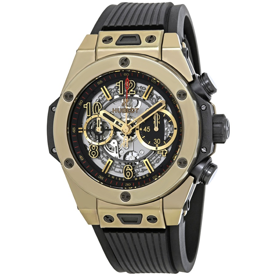 Đồng hồ Big Bang Unico Full Magic Gold 411.MX.1138.RX