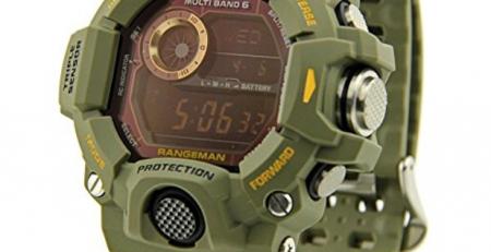 Đồng hồ quân đội Casio G-Shock Rangeman Master Of G Feries