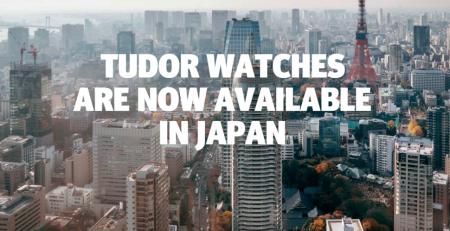 Chiến lược của Rolex khi đưa Tudor vào thị trường Nhật Bản