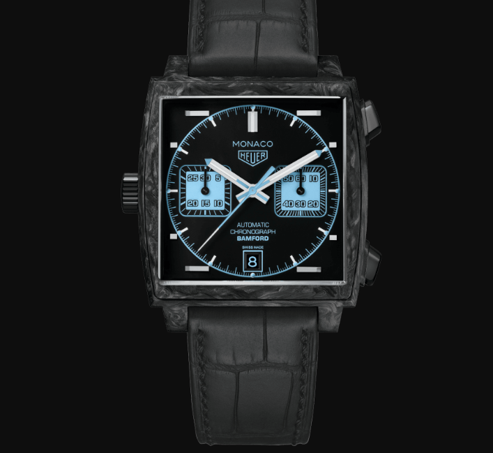 Tag Heuer Calibre 11 Monaco Bamford Limited Edition