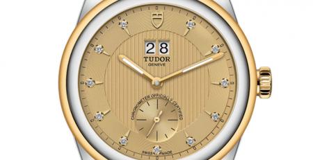 Đồng hồ Tudor Double Date Glamour