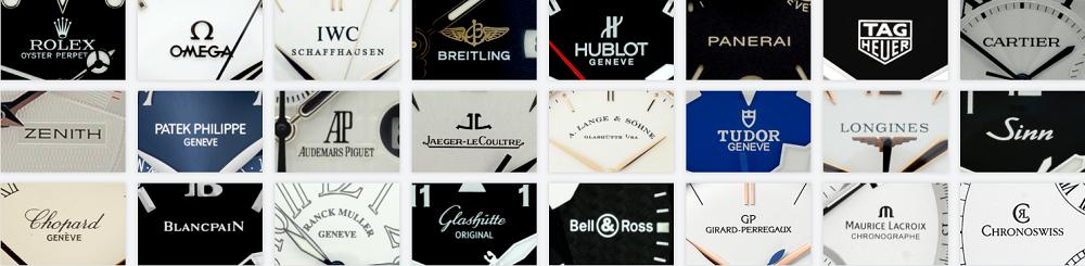 Các thương hiệu đồng hồ nổi tiếng thế giới
