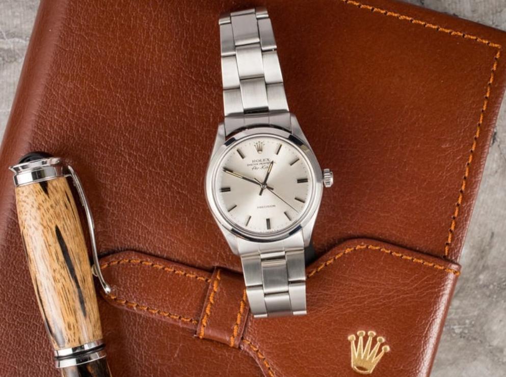 Đồng hồ Rolex Air-King 5500
