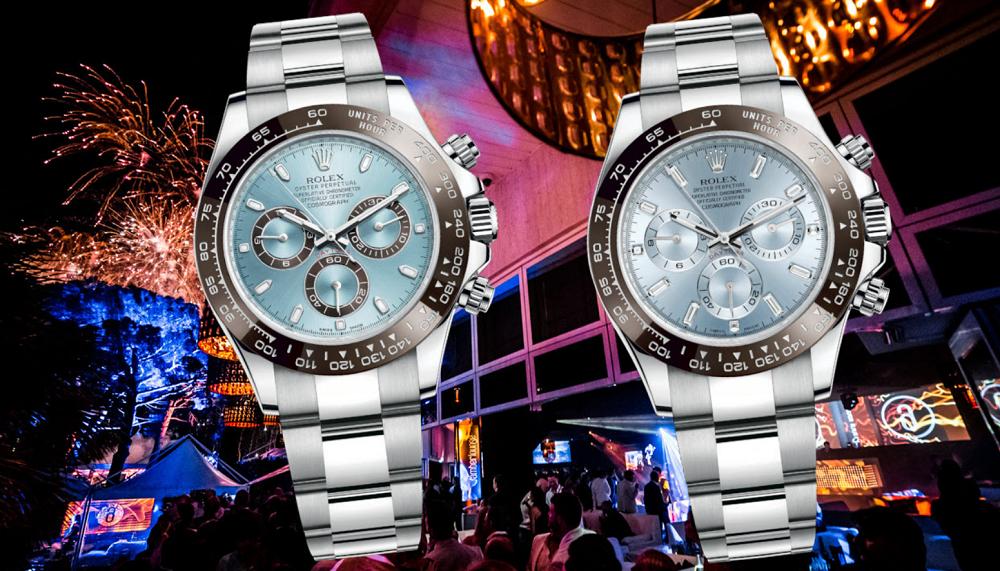 Đồng hò Rolex Daytona Platinum