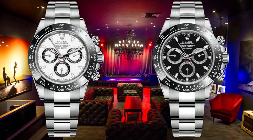 Đồng hồ Rolex Daytona Stainless Steel