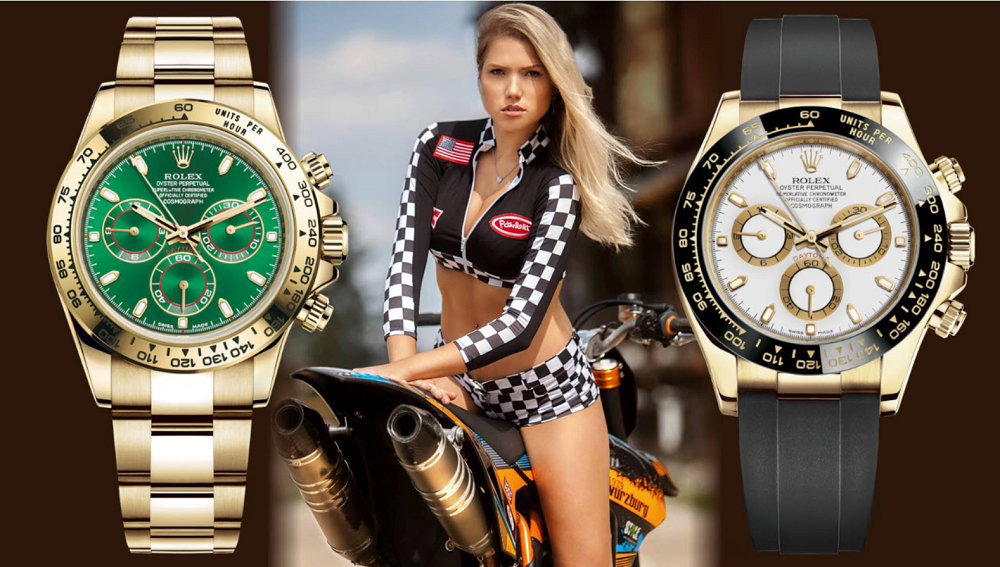 Đồng hồ Rolex Daytona Gold