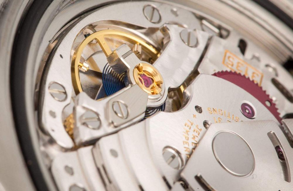 Bộ máy Rolex calibre 3135