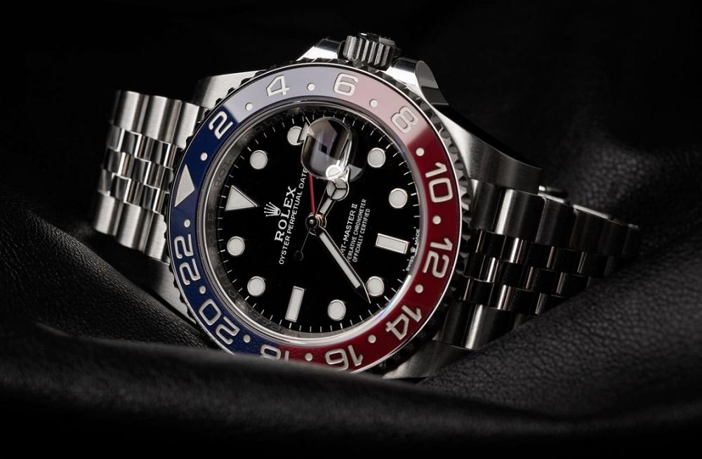 Đồng hồ Rolex GMT-Master II 126710BLRO