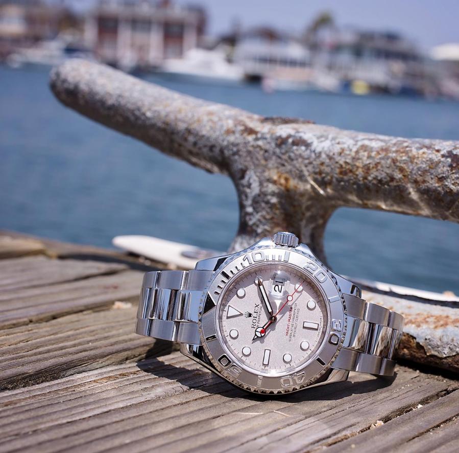 Đồng hồ Rolex Yacht-Master ref. 116622