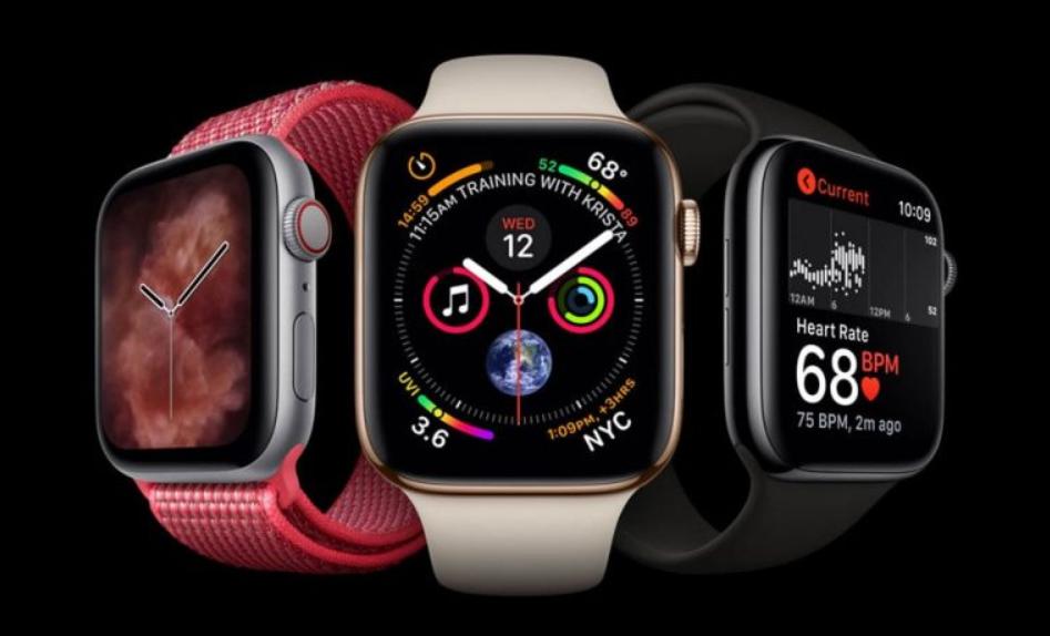Đồng hồ thông minh Apple 4