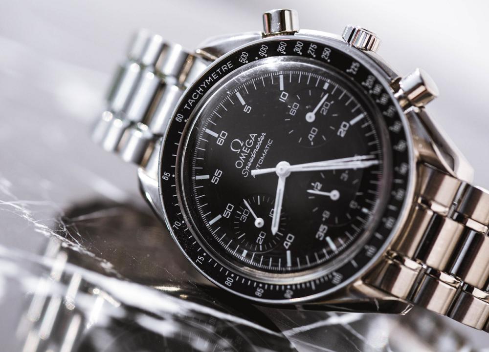 Bán đồng hồ Omega của bạn tại cửa hàng đồng hồ Lương Gia