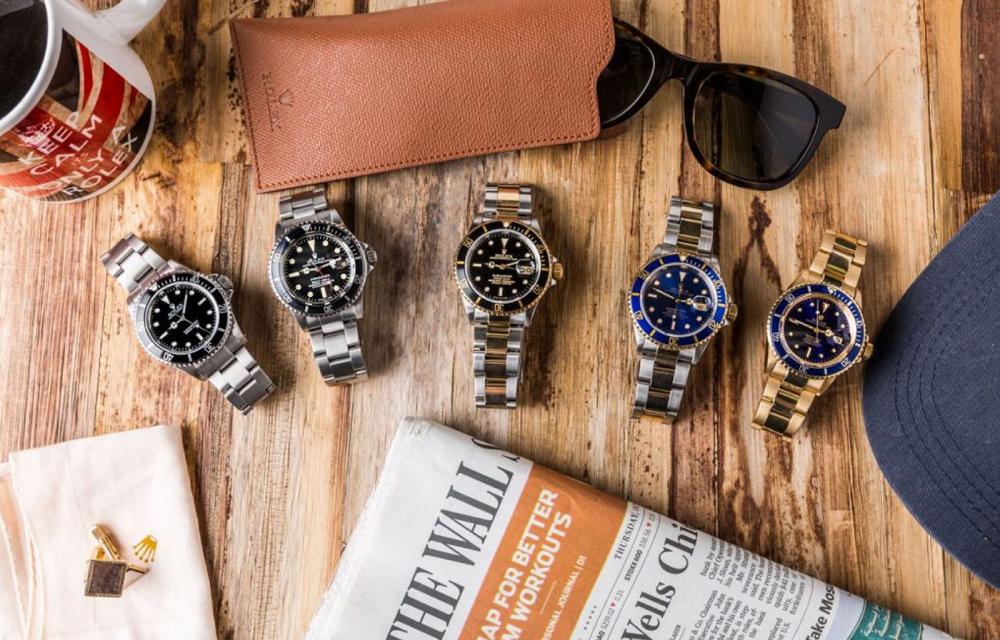 Bán đồng hồ Rolex của bạn khi không còn dùng