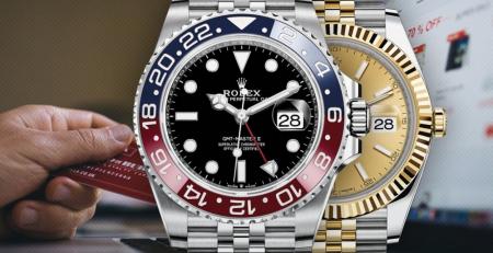 Cách bán Rolex của bạn cho cửa hàng đồng hồ Lương Gia