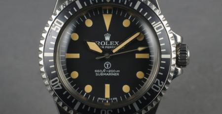 Đồng hồ Rolex Submariner 5517