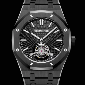 Đồng hồ Audemars Piguet Royal Oak Tourbillon Extra-Thin In Black Ceramic
