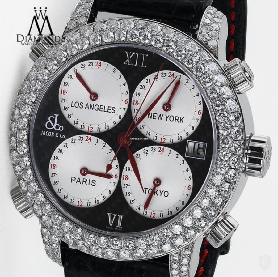 Đồng hồ Jacob & company H24