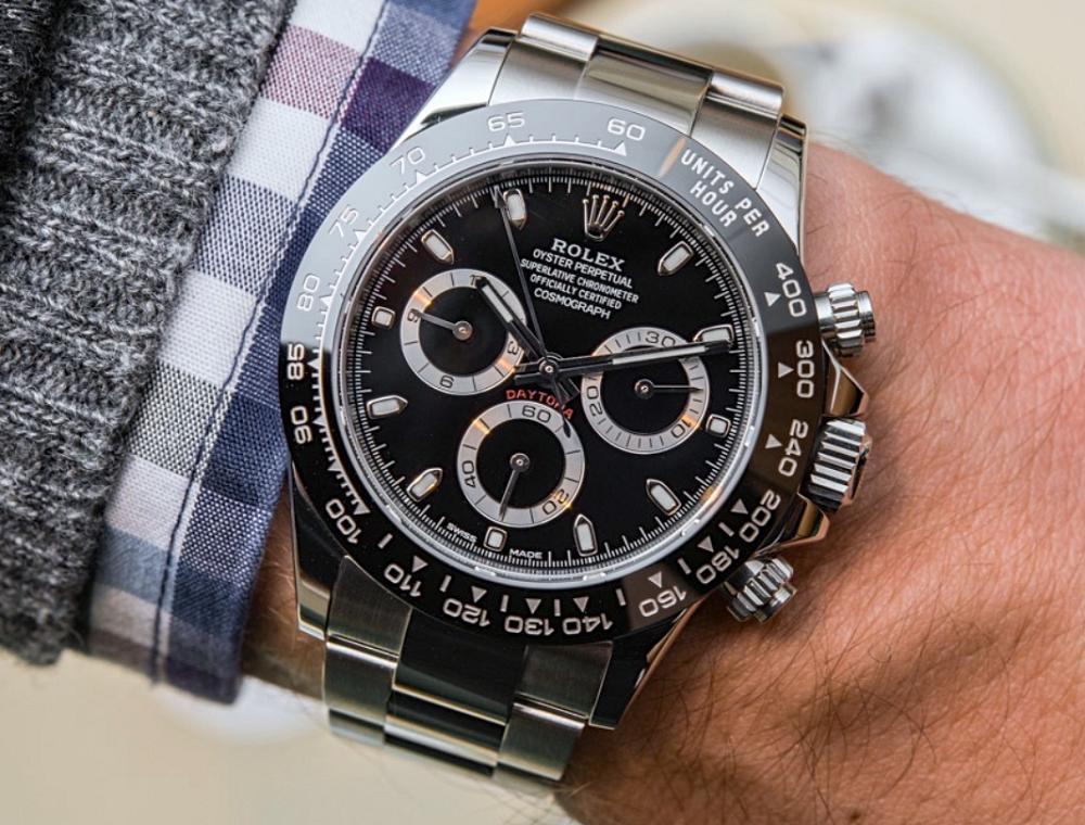 Đồng hồ Rolex Cosmograph Daytona 116500
