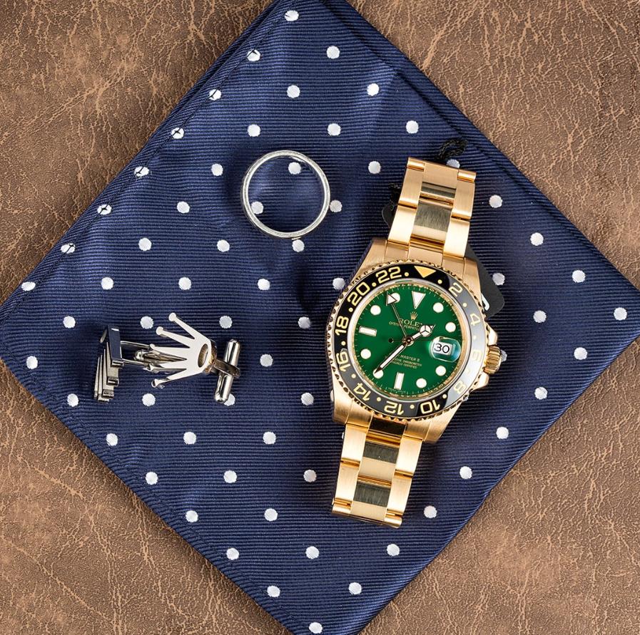 Đồng hồ Rolex GMT-Master II Ref. 116718