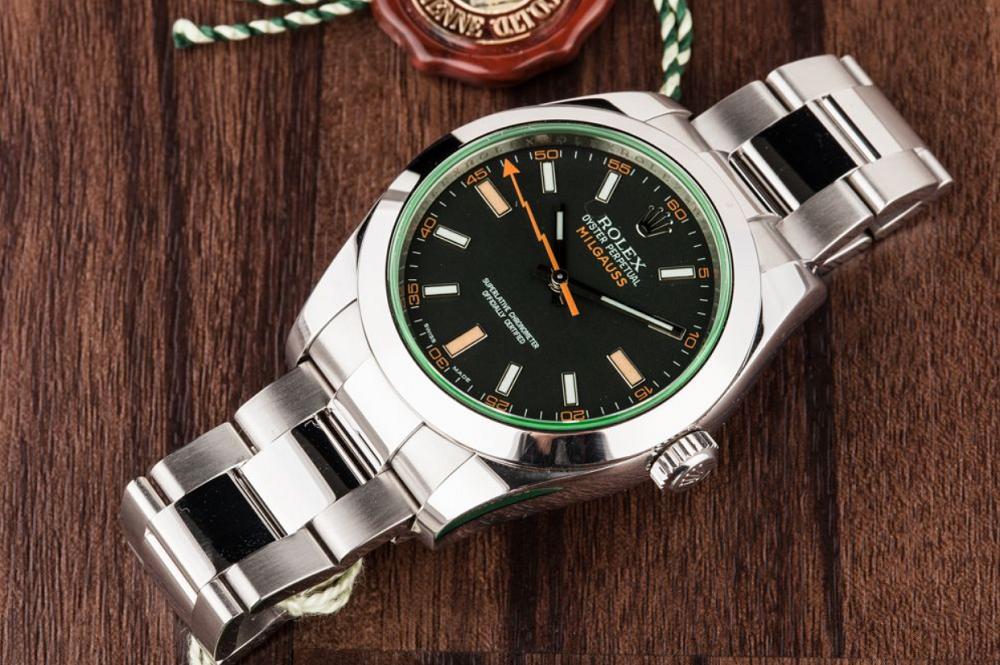 Đồng hồ Rolex Milgauss 116400GV