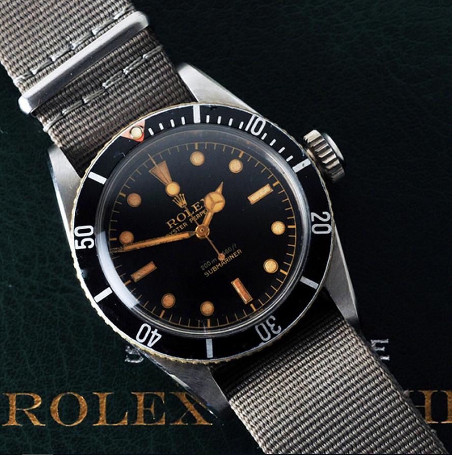 Đồng hồ Rolex Submariner 6538