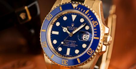 Đông hồ Rolex Submariner Ref. 116618