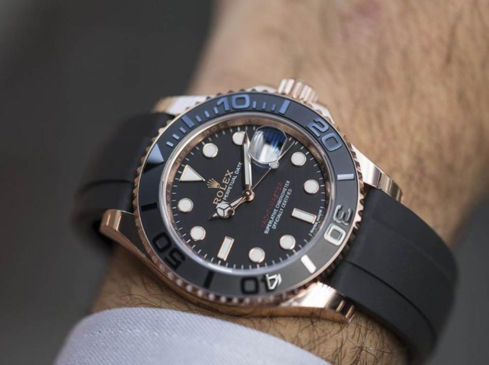 Đồng hồ Rolex Yacht-Master 40 Everose Gold 116655