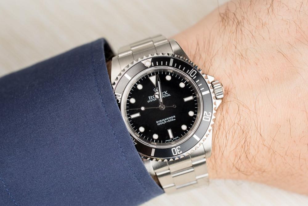 Nhìn Và Cảm nhận Mua Một Chiếc Rolex phù hợp