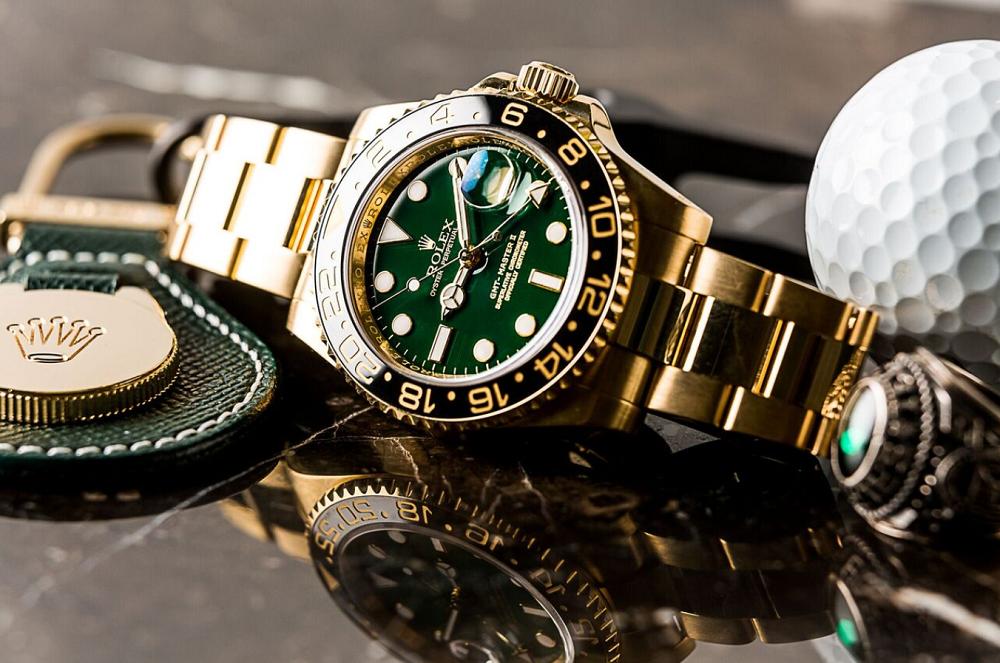 Những phiên bản đồng hồ kỷ niệm nổi tiếng của Rolex