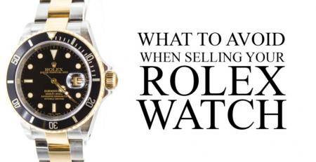 Nơi tốt nhất để bán đồng hồ Rolex cũ tại Hà Nội