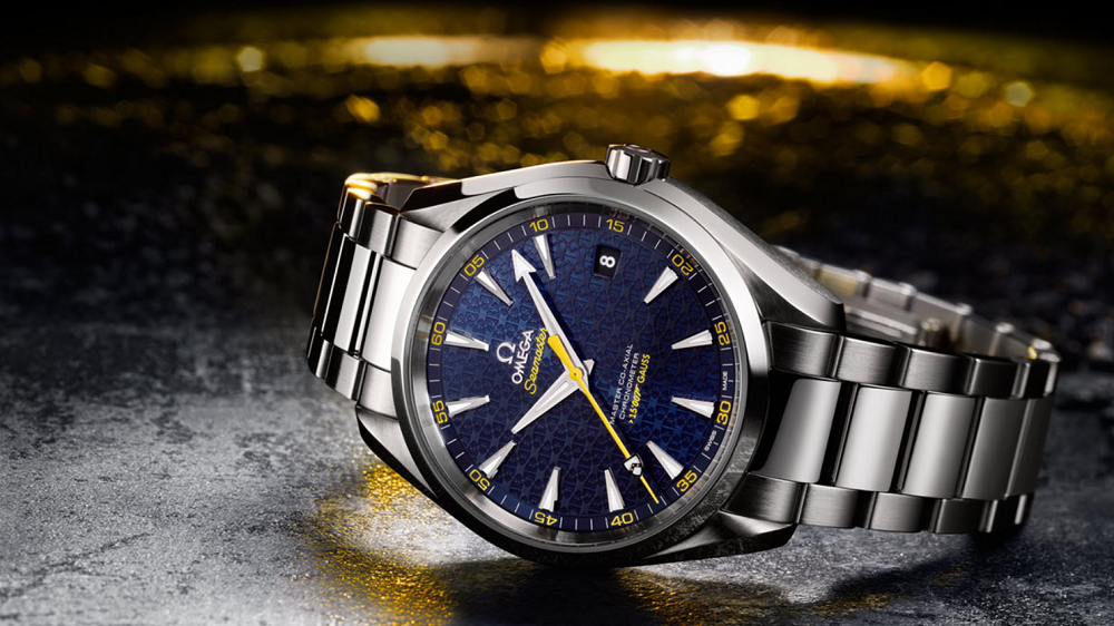 Đồng hồ Omega Seamaster Aqua Terra 150M James Bond Limited Edition