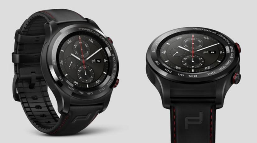 Porsche Design Huawei Watch