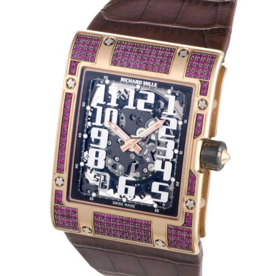 Đồng hồ Richard Mille RM 016 vàng hồng