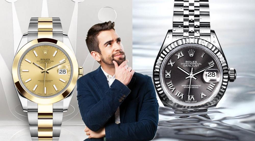 Rolex Datejust 41 xu hướng kích thước lớn phù hợp với người dùng