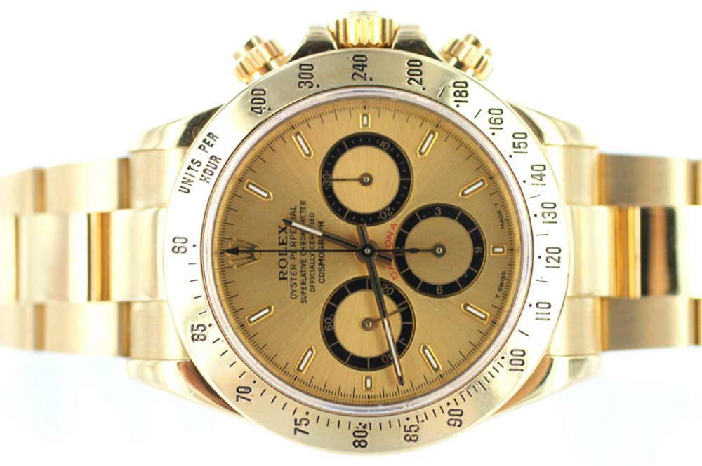 Đồng hồ Rolex Daytona 40mm vàng 18k