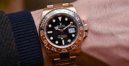 Đồng hồ Rolex GMT-Master II Ref. 126715CHNR