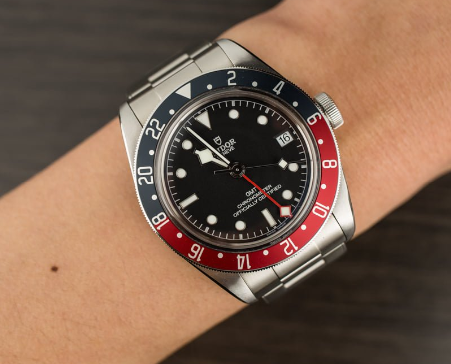 Tudor Black Bay GMT Ref. M79830RB