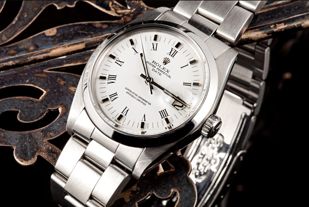 Rolex Date Reference 1500 cổ điển