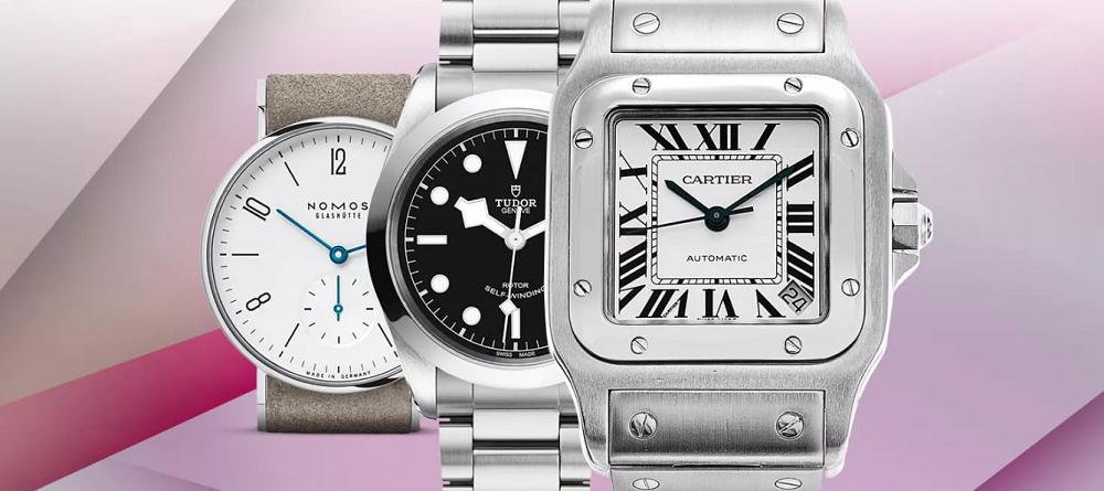 5 mẫu đồng hồ đeo tay nữ có giá bán dưới 3.000 đô la