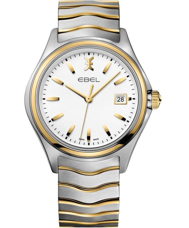 Đồng hồ vàng hai tông màu Ebel Wave