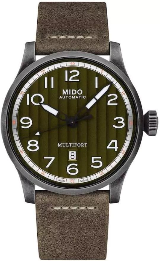 Đồng hồ Mido Multifort Escape