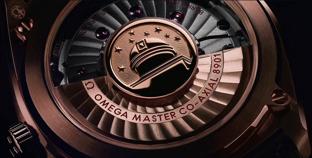 Bộ máy Omega được chứng nhận Chronometer