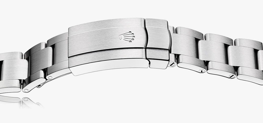 Dây đeo Oyster của Rolex