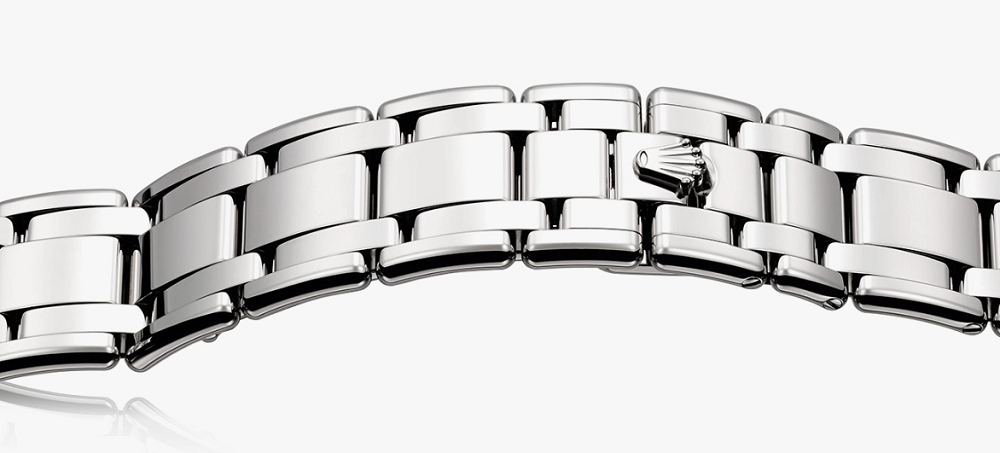 Dây đeo Pearlmaster của Rolex