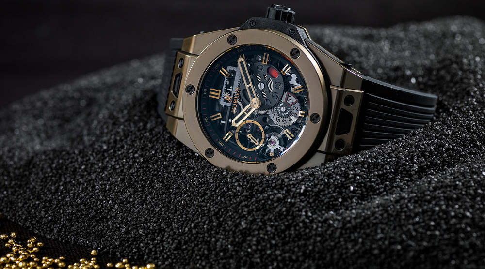 Đồng hồ Hublot Magic Gold