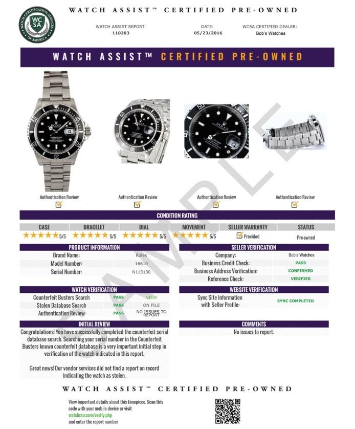 Đồng hồ Rolex cũ