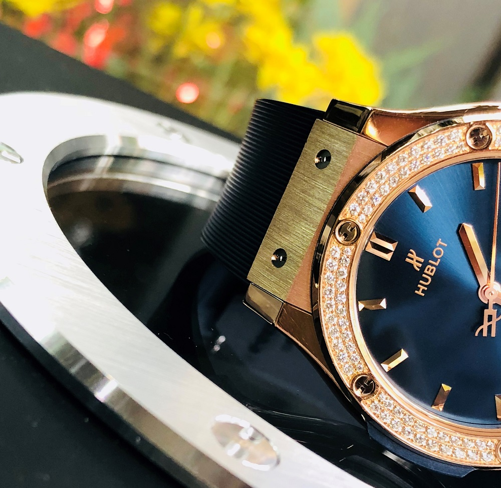 Hublot Automatic 42mm Classic Fusion 542.OX.7180.LR
