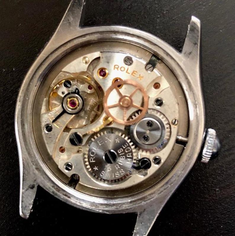Bộ máy đồng hồ Rolex